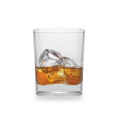 Luigi Bormioli Strauss 9-3/4 oz. Whiskey Glasses (Set of 6)