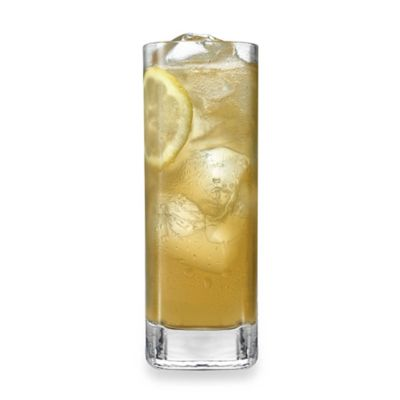 Luigi Bormioli Strauss Highball Glasses (Set of 6)