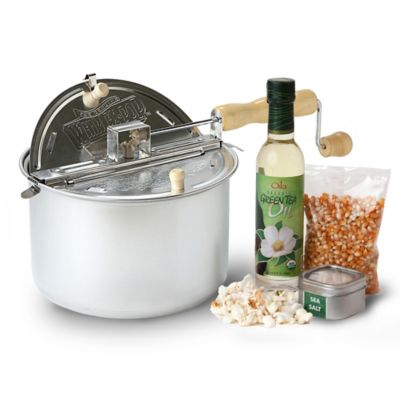 Wabash Valley Farms™ All Natural Popcorn Popper Set