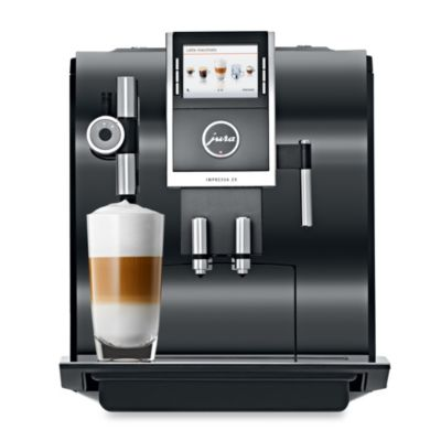 Plastic Automatic Coffee Machines