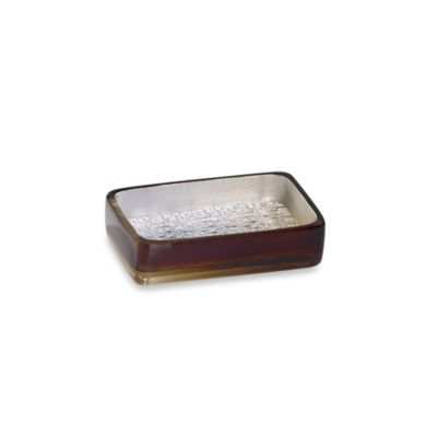 Croscill® Madras Soap Dish