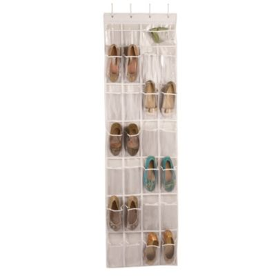 12 Pocket Shoe Organizer