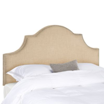 Safavieh Hallmar Full Headboard in Sky Blue