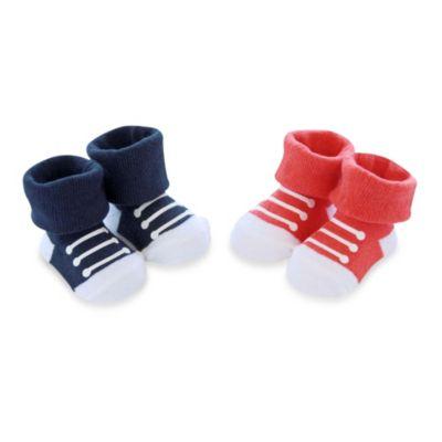 Carter's® 2-Pack Keepsake Sneaker Socks