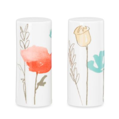 Lenox® Poppy Street Linen Salt & Pepper Set