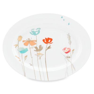 Lenox® Poppy Street Linen 16-Inch Platter