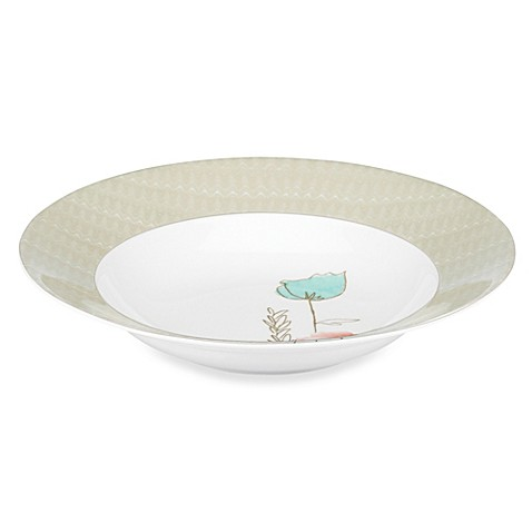 Lenox 174 poppy street linen pasta soup bowl quot is not available for sale