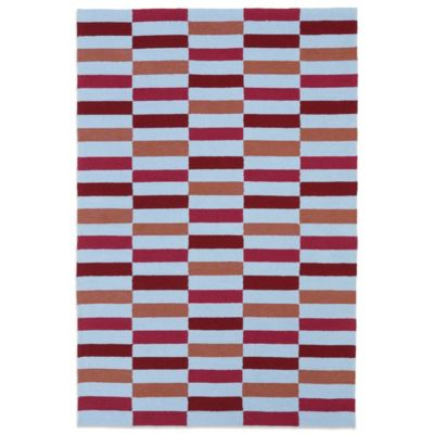 Kaleen Matira 3-Foot x 5-Foot Area Rug in Cranberry