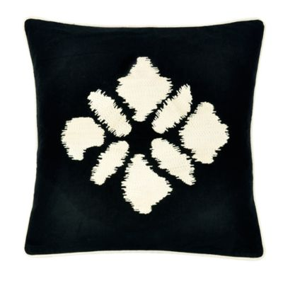 DKNYpure® Pure Imprint 18-Inch Square Throw Pillow