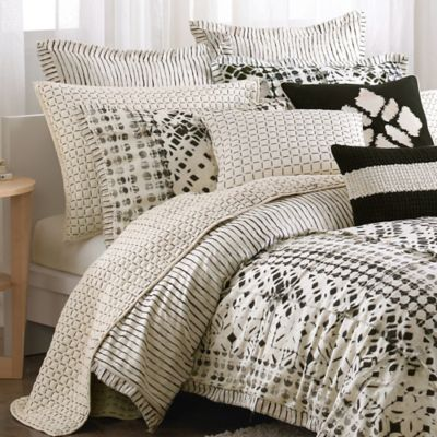 Quilted Shams for Bedding