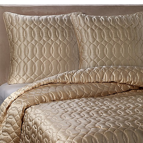 Barbara Barry Dream Sublime Quilt In Champagne Bed Bath
