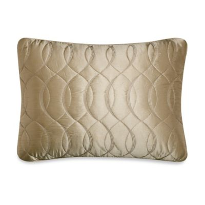 Barbara Barry Dream Sublime Boudoir Throw Pillow in Champagne