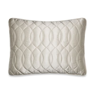 Barbara Barry Dream Sublime Boudoir Throw Pillow in Ivory