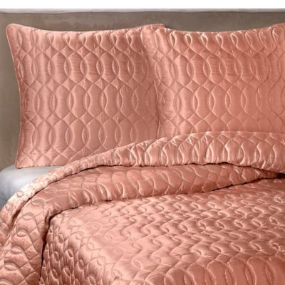 Barbara Barry Dream Sublime European Pillow Sham in Orange