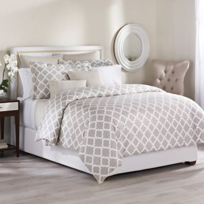 Bellora® La Scala King Duvet Cover in Clay