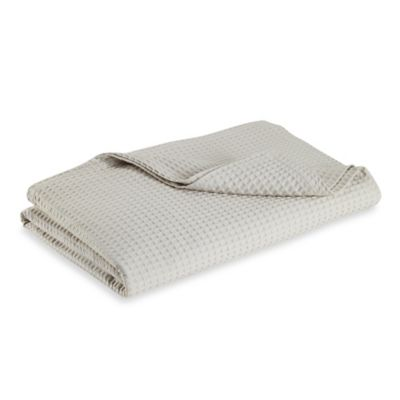 Bellora® Noto Full/Queen Blanket in Birch