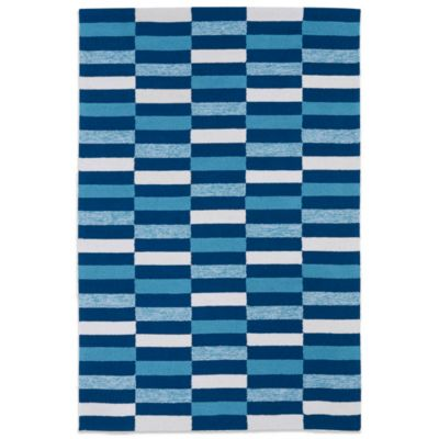 Kaleen Matira 8-Foot 6-Inch x 11-Foot 6-Inch Area Rug in Blue