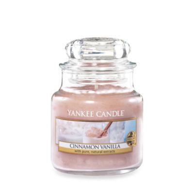 Yankee Candle® Cinnamon Vanilla Small Candle Jar