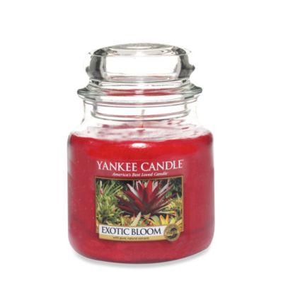 Yankee Candle® Exotic Bloom Medium Classic Candle Jar