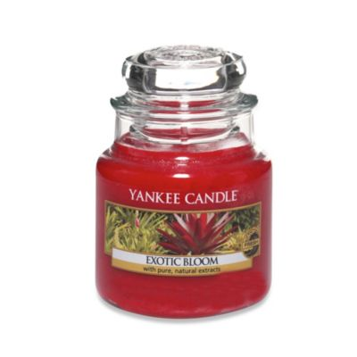 Yankee Candle® Exotic Bloom Small Classic Candle Jar