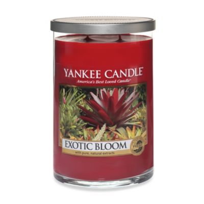 Yankee Candle Red Lidded Candle Tumbler