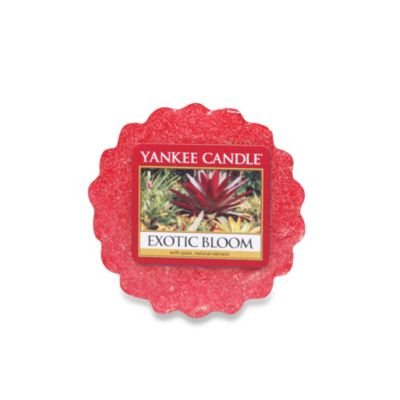 Yankee Candle® Exotic Bloom Tarts® Wax Melt