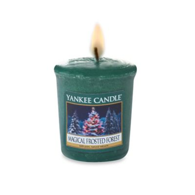 Yankee Candle® Samplers® Magical Frosted Forest Votive Candle