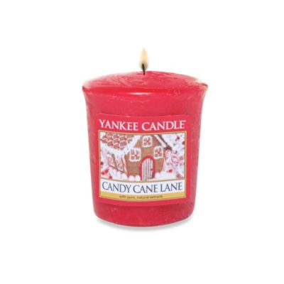 Yankee Candle® Samplers® Candy Cane Lane Votive Candle