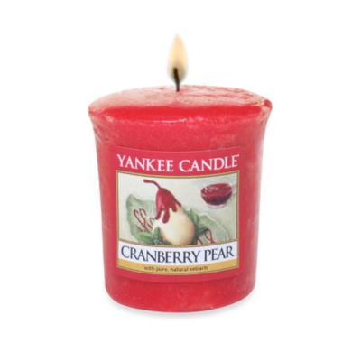 Yankee Candle® Samplers® Cranberry Pear Votive Candle