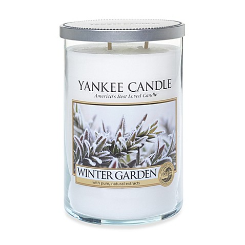 buy yankee candle winter garden large 2 wick tumbler candle from bed bath beyond