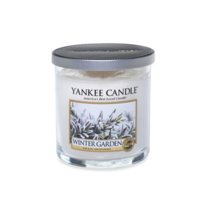 Yankee Candle® Winter Garden Small Tumbler Candle