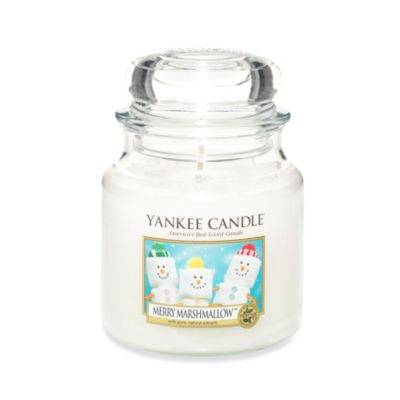 Yankee Candle® Merry Marshmallow™ Medium Candle Jar