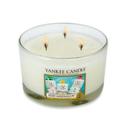 Yankee Candle® Merry Marshmallow™ 3-Wick Jar