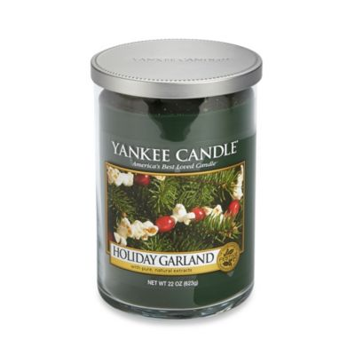 Yankee Candle Holiday Garland Large 2-Wick Candle Tumbler