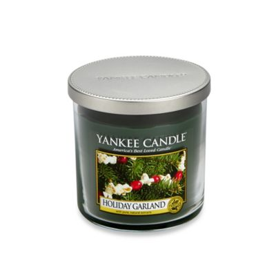 Yankee Candle Holiday Garland Small Candle Tumbler