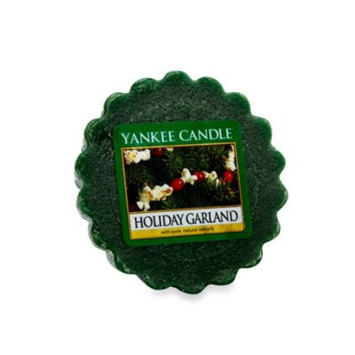 Yankee Candle Holiday Garland Tart Candle