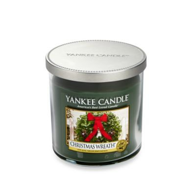 Yankee Candle® Christmas Wreath® Small Candle Tumbler