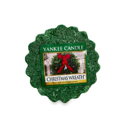 Yankee Candle® Christmas Wreath® Tart Candle