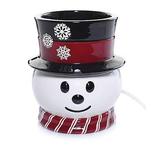 Yankee Candle 174 Electric Scenterpiece Snowman Easy Melt
