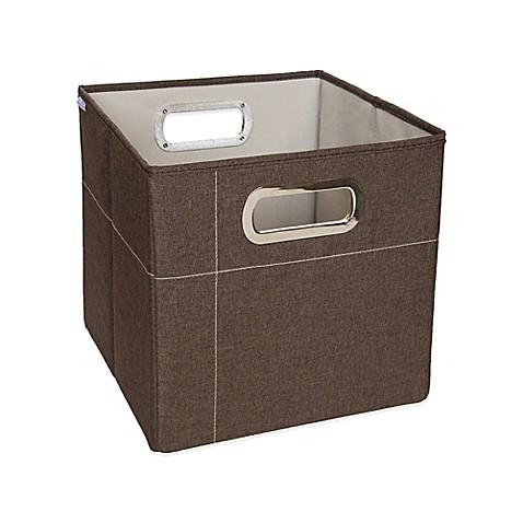 Jj cole 6 5 inch storage box for Bat box obi