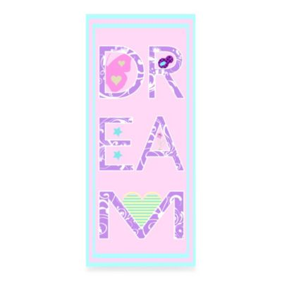 Dream Canvas Wall Art