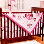 Baby's First by Nemcor Bugs & Kisses Baby Crib Collection