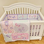 Baby's First by Nemcor Once Upon A Garden 4-Piece Crib Set