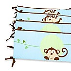 Baby's First by Nemcor Monkey 'N Around Crib Bumper