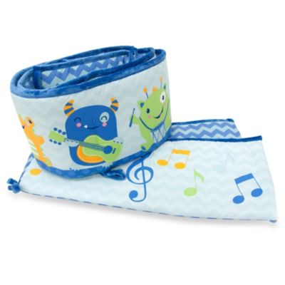 Baby's First by Nemcor Crib Bumper
