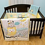Baby's First by Nemcor Naptime Owls Crib Bedding Collection