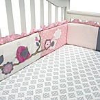 Baby's First by Nemcor Little Birdie Garland 4-Piece Crib Bumper
