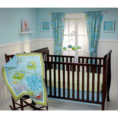 Ocean Crib Bedding