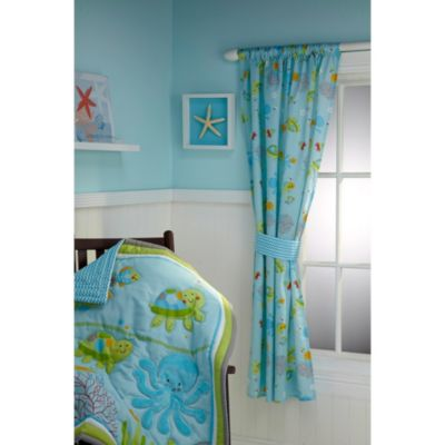 Ocean Dreams Window Panel Baby & Kids