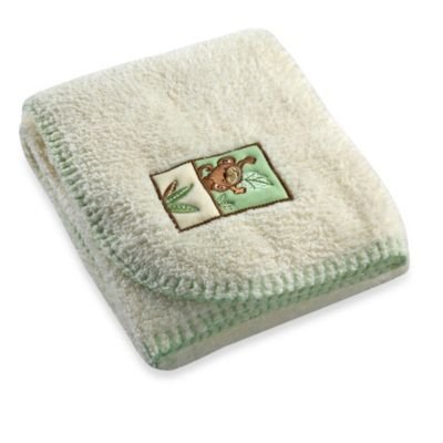 NoJo® Little Bedding Safari Kids Micro-Balboa Blanket